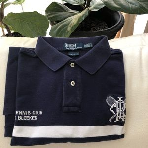 Polo by Ralph Lauren polo Navy with white striped